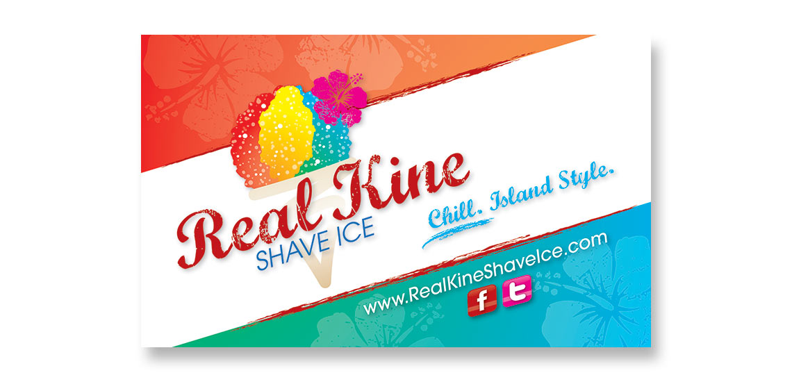 Real Kine Shave Ice